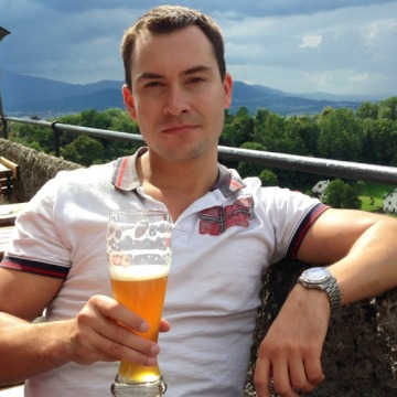 Serg, 35, Moscow, Russia