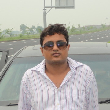 Kuldeep Gupta, 28, Dubai, United Arab Emirates