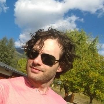 Ignacio López, 35, El Bolson, Argentina