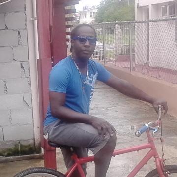 troy joseph, 33, Georgetown, Guyana