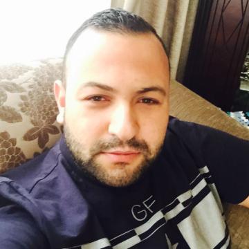 Mert Taytan, 29, Istanbul, Turkey