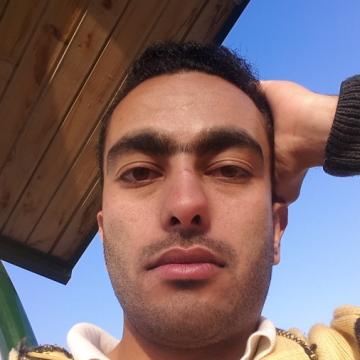 Riaz Noon, 28, Gaziantep, Turkey