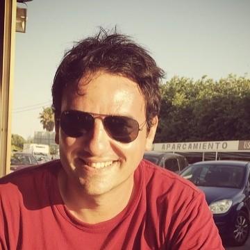 Carlos Salvador, 37, Valencia, Spain