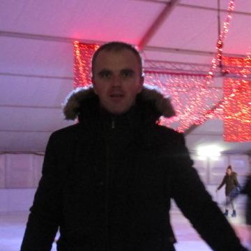 Andris Sermais, 29, Dublin, Ireland