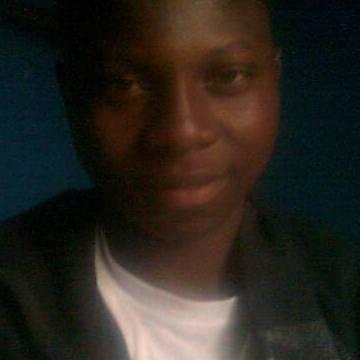 Stephen Similoa, 21, Accra, Ghana
