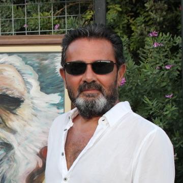 Timur Günes, 47, Ankara, Turkey