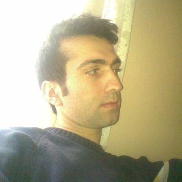 Ahmet Baran, 25, Istanbul, Turkey