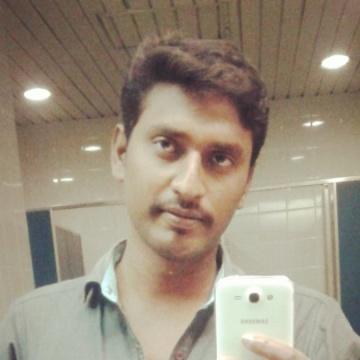 Vijay, 26, Singapore, Singapore