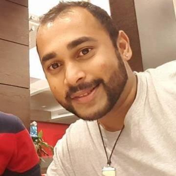Aadesh Kelkar, 29, Dubai, United Arab Emirates