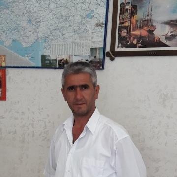 Kenan Mirzaoğlu, 39, Antalya, Turkey