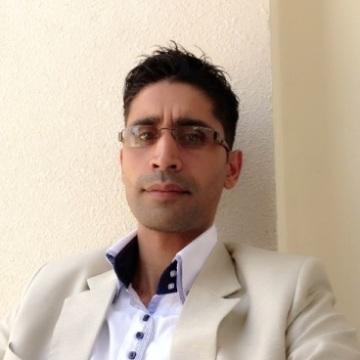 Hilal Nazir Bhat, 34, Srinagar, India