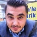 Hakan Dalkilinc, 30, Antalya, Turkey