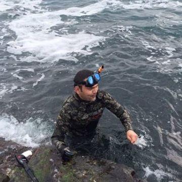 Zafer Kuloglu, 37, Istanbul, Turkey