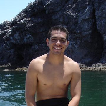 Jesus Gomez, 35, Barcelona, Spain