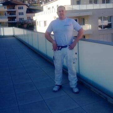 Oleg Lang, 35, Schweizerhalle, Switzerland