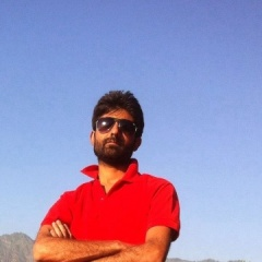 Lateef Ahmed, 28, Kashipur, India