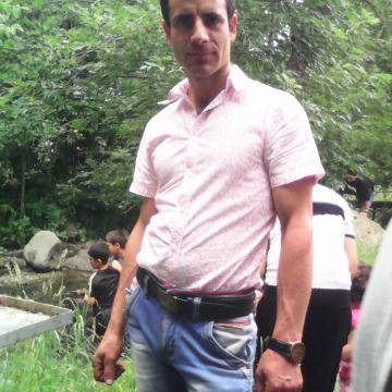 Abgar Isahakyan, 35, Yerevan, Armenia