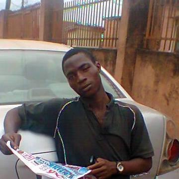 toel, 26, Lagos, Nigeria