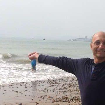 Sherif, 41, Cairo, Egypt