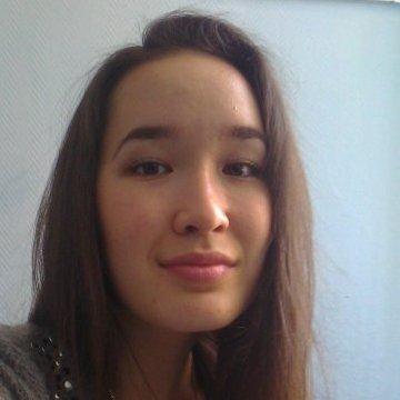 Diyana Mukhamedyarova, 23, Moscow, Russia