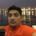Rishi Thapa, 24, Dubai, United Arab Emirates