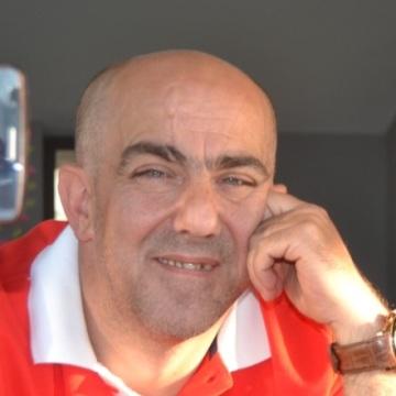 Ugur Komol, 45, Zonguldak, Turkey