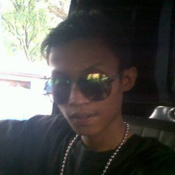 imam, 24, Jakarta, Indonesia