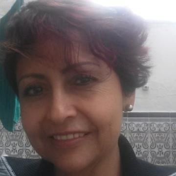 martha cecilia  cortes, 53, Madrid, Spain