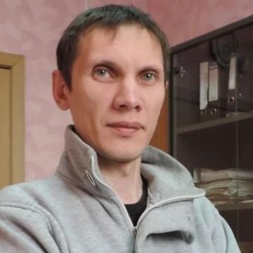 Evgeny Volkov, 33, Novosibirsk, Russia