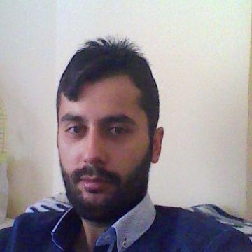 Ahmet Kara, 29, Istanbul, Turkey