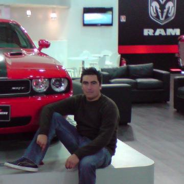 Alejandro Flores, 35, Santiago, Chile
