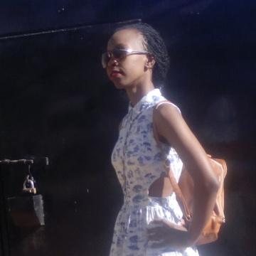 Christine, 25, Nairobi, Kenya