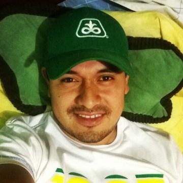 Aaron Moreno, 29, Cuautitlan Izcalli, Mexico