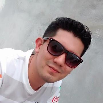 Salvador Rodriguez, 28, Monterrey, Mexico