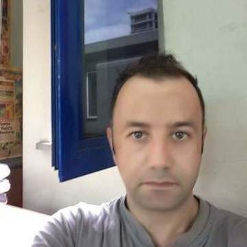 Melih Yalın, 31, Istanbul, Turkey