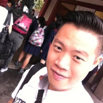 O, 36, Bangkok Yai, Thailand