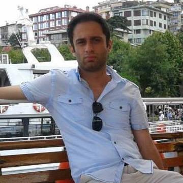 Kerem Yıldırım, 29, Istanbul, Turkey