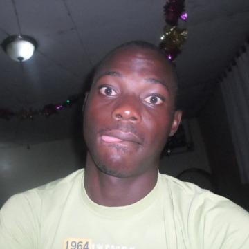 fabrice, 24, Yaounde, Cameroon