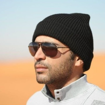 Abdullah Ali, 35, Birmingham, United Kingdom