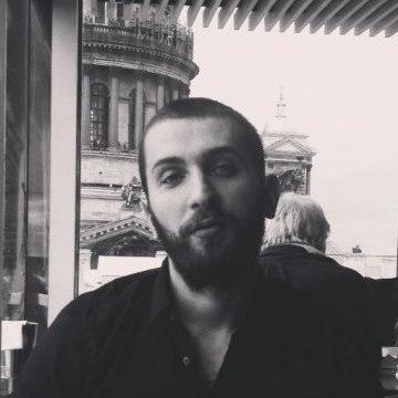 Rashad Rasulov, 28, Saint Petersburg, Russia
