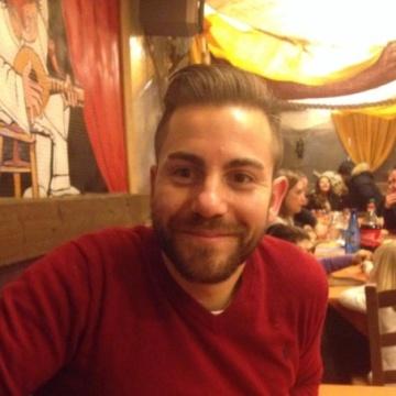 Fele Roberto, 30, Viterbo, Italy