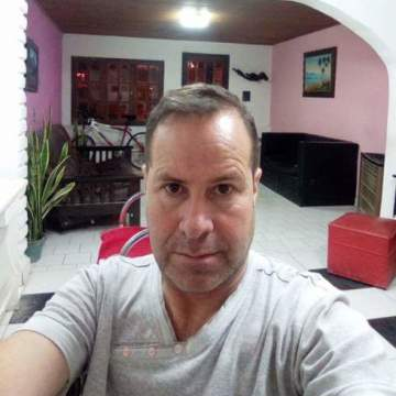 Sergio Espinoza, 52, Zapala, Argentina