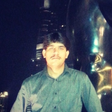 Abbas Raza, 24, Dubai, United Arab Emirates