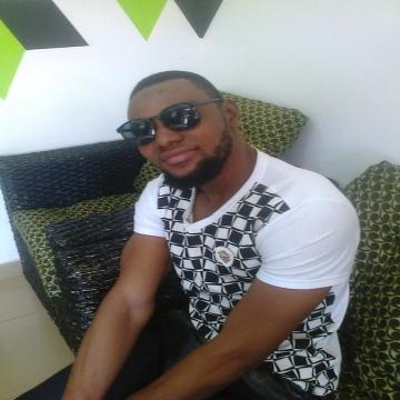 Anas Mysterio Anas, 36, Accra, Ghana
