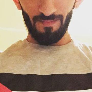Rami Nassrallah, 30, Dubai, United Arab Emirates