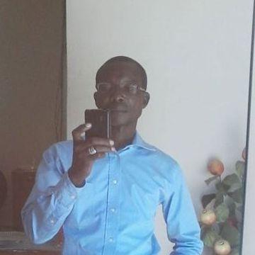 Sékou Diaby, 43, Abidjan, Cote D'Ivoire