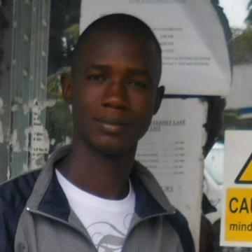 Hamid M Thoronka, 27, Conakry, Guinea