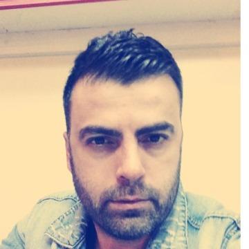 OKTAY, 30, Istanbul, Turkey