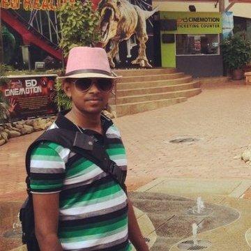 Kalhara Jayawardana, 28, Colombo, Sri Lanka