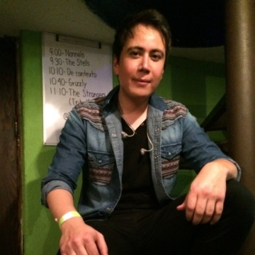 David Chaplin, 34, Monterrey, Mexico